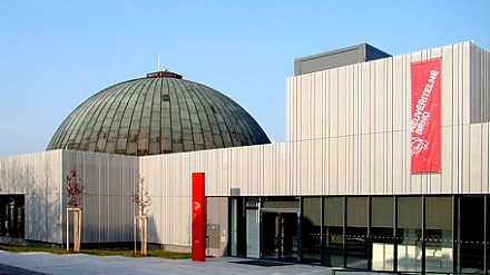 Observatory and Planetarium